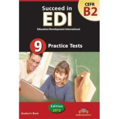 Succeed in EDI.Level B2. Student's Βook (9 Tests)