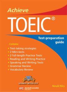 Achieve Toeic: Self Study Edition (Book & Answer Key & mp3Cd)