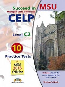 Succeed in MSU CELP C2 (New). Audio CDs - 2016 -