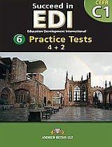Succeed in EDI: Level C1: Student's Book (6 Practice Tests)