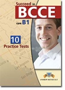 Succeed In Bcce. Self Study Edition (10 TESTS)