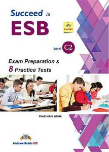 Succeed In ESB C2: Teacher's book (New Edition 2018)