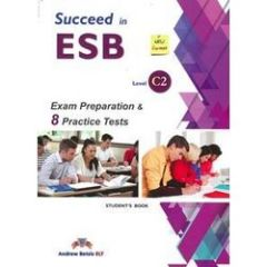 Succeed In ESB C2: Student's book (New Edition 2018)