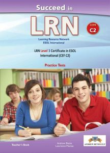 Succeed In LRN C2 : Self Study Edition (Student's Book, + Key, + Audio Cd's)