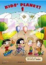 Kids Planet A Junior. Activity Book (Βιβλίο ασκήσεων)