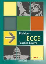 Michigan Ecce Practice Test (2013 onwards). Teacher'S Book (Overprinted)