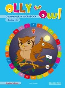 Olly The Owl A Junior. Teacher's book & Workbook (overprinted)