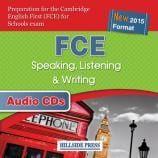 FCE Speaking Listening Writing: Audio CDs (New 2015 Format) (Προσοχή Μόνο Ακουστικό Υλικό)