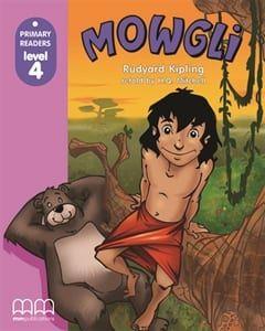 Mowgli, The Jungle Boy: Primary Readers – Level 4