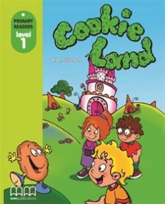 Cookie Land: Primary Readers – Level 1