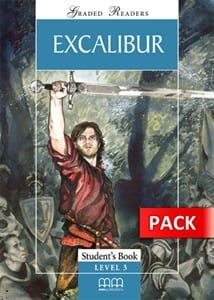 Excalibur (+Activity Book, +Cd): Graded Readers – Level 3