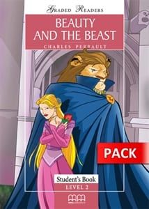 The Beauty and The Beast (+Activity Book, +Cd): Graded Readers – Level 2