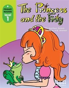 The Princess And The Frog: Primary Readers – Level 1