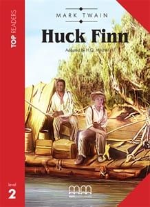 The Adventure of Huckleberry Finn (+Glossary): Top Readers – Level 2