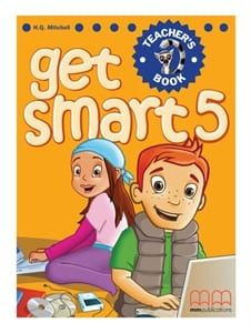 Get Smart 5 - Teacher's Book (American Edition)