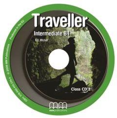Traveller Intermediate B1: Class CDs (ΠΡΟΣΟΧΗ Μόνο Ακουστικό Υλικό)