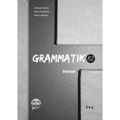 Grammatik B2: Glossar