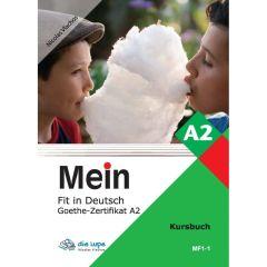 Mein Fit in Deutsch A2: Kursbuch