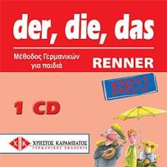 der, die, das RENNER NEU - 1 CD