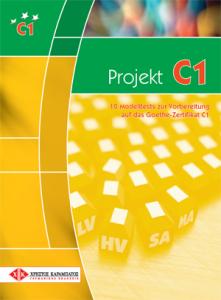 Projekt C1 - Lehrbuch (Βιβλίο του Μαθητή), Καραμπάτος Χρήστος