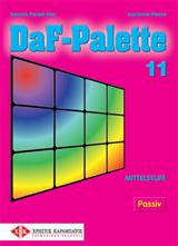 DaF-Palette 11:  Passiv mittelstufe