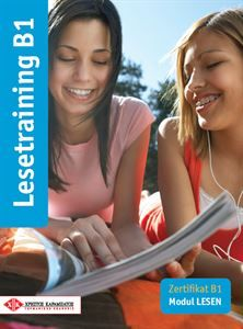 Lesetraining B1: Lehrerhandbuch (Βιβλίο Καθηγητή)