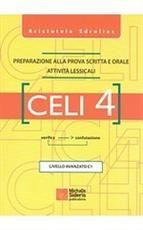 CELI 4 Chiavi (Λύσεις). Preparazione alla prova scritta attivita lessicali