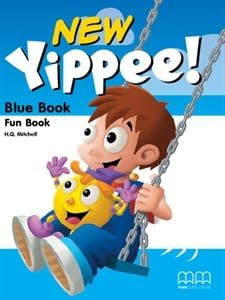 New Yippee Blue - Flashcards