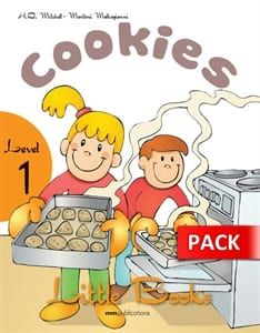 Cookies (+CD): Little Books – Level 1