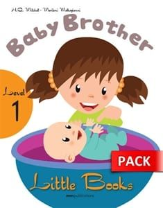 Baby Brother (+CD): Little Books – Level 1