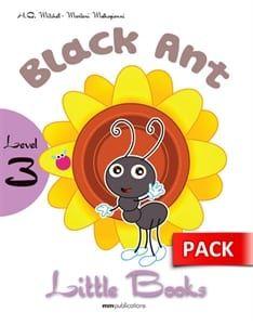 Black Ant (+CD): Little Books – Level 3