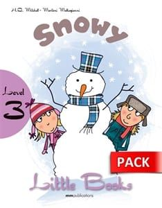 Snowy (+CD): Little Books – Level 3