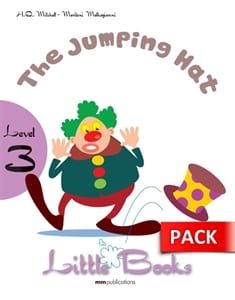The Jumping Hat (+CD): Little Books – Level 3
