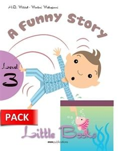 A Funny Story (+CD): Little Books – Level 3 (Revision story)