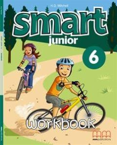 Smart Junior 6 Workbook & CD
