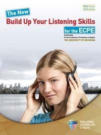 The New Build Up Your Listening Skills for the ECPE. Student's book