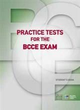 Practice Tests for the BCCE Exam: Βιβλίο Μαθητή