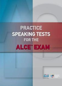 Practice Speaking Tests for the ALCE Exam. Student's Book