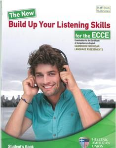 Build Up Your Listening Skills ECCE: Student's Book (Βιβλίο Μαθητή)