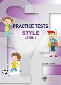 Practice test for Style Level 4 - Student's Book (Βιβλίο Μαθητή)