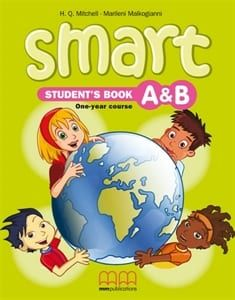 Smart Junior A & B (One Year): Student's Book (Βιβλίο Μαθητή)