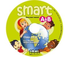 Smart Junior A & B (One Year): Class CD's (ΠΡΟΣΟΧΗ Μόνο Ακουστικό Υλικό)