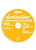 New Destinations (Beginners/Elementary/Pre-Intermediate): Teacher's Resource Pack CD/CD-ROM