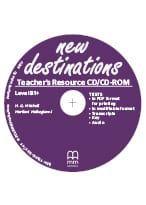 New Destinations B1+: Teacher's Resource Pack CD/CD-ROM