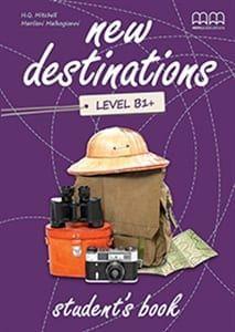 New Destinations B1+: Student's Book