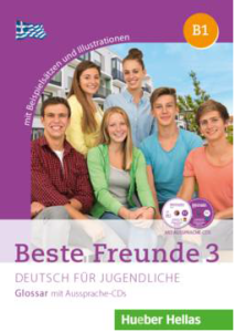 Beste Freunde 3 - Glossar (+CD)