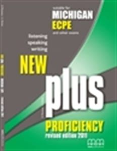 New Plus Proficiency ECPE (2013): Student's Book & Glossary