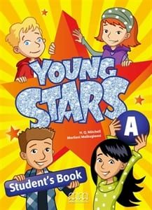 Young Stars A: Test Book