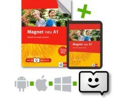 Magnet neu A1: Arbeitsbuch mit Klett Book App. (Βιβλίο Ασκήσεων)