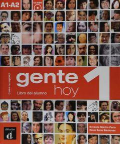 Gente Hoy 1. Libro del alumno & Cd & anexo (Βιβλίο Μαθητή & cd & Γλωσσάριο)